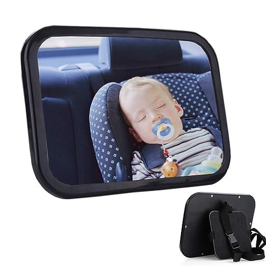 Vasen Baby R/ücksitzspiegel XL