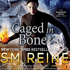 Caged in Bone Audiobook
