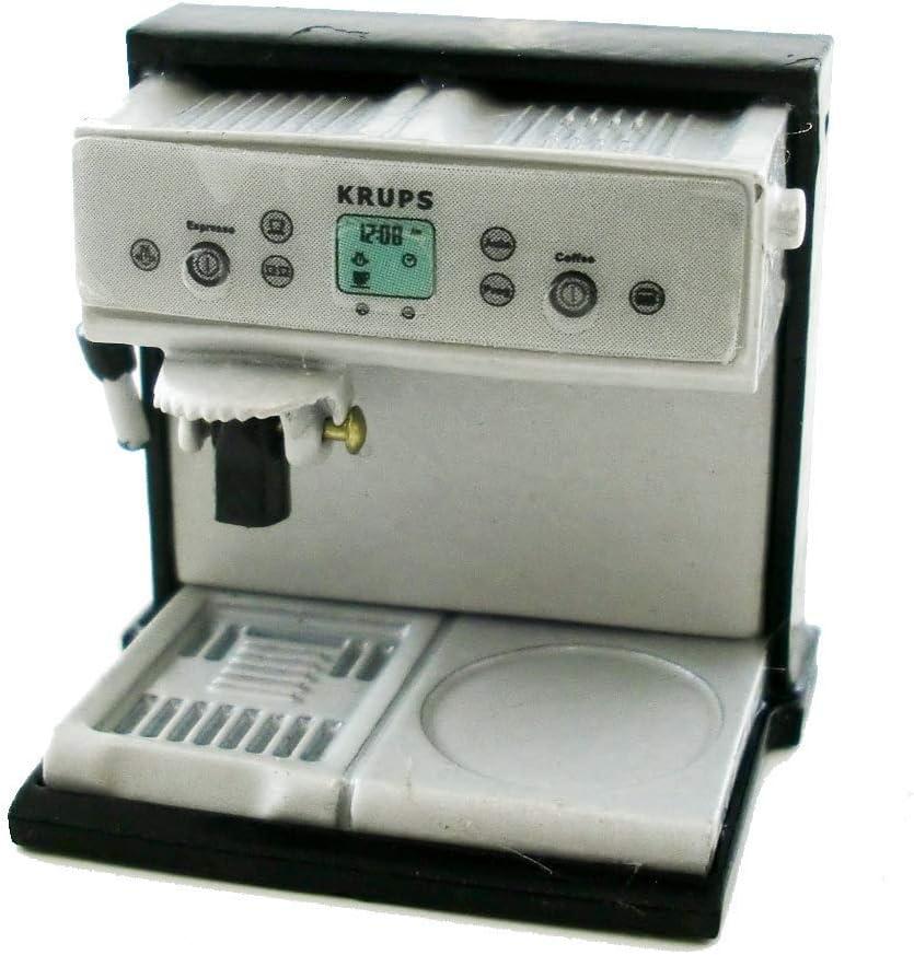 1//12 Dollhouse Miniature Coffee Machine Toy Kitchen Mixer Toy LE