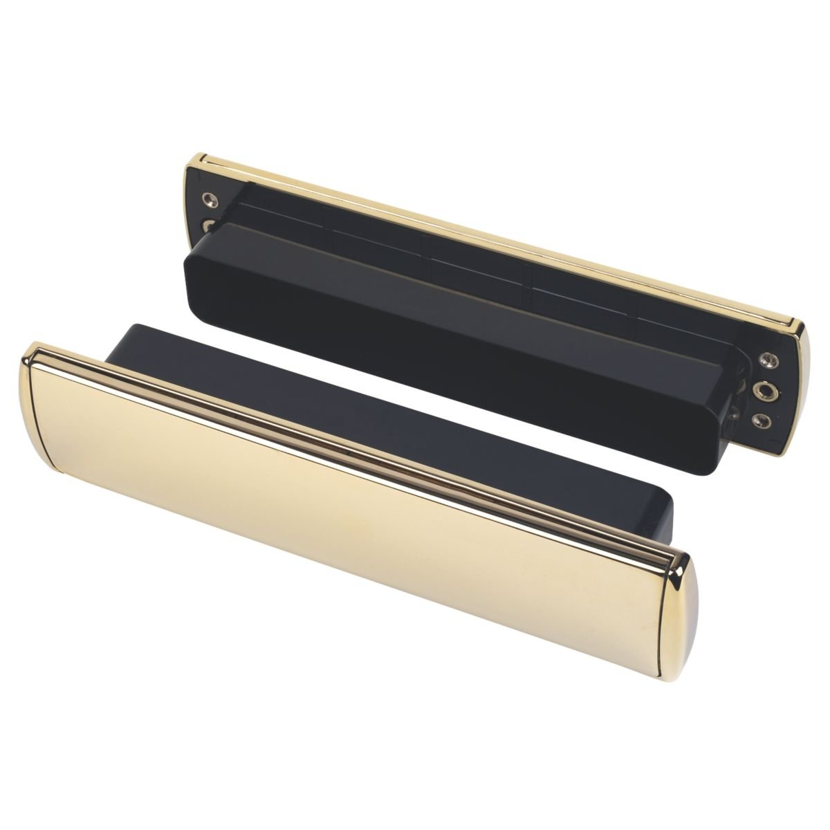 Mila Pro style gold Letterbox 40//80