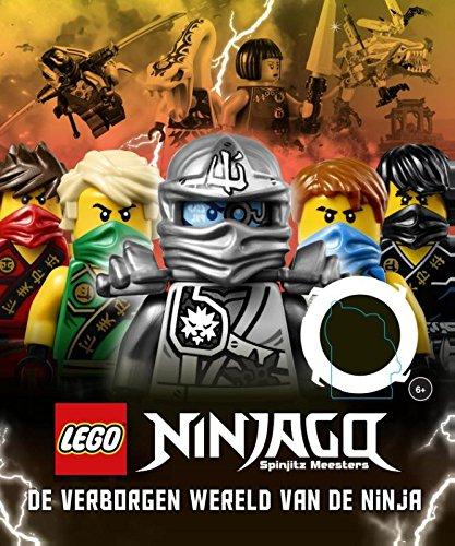De verborgen wereld van de Ninja (Lego Ninjago): Amazon.es ...