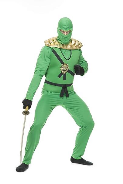 Amazon.com: Disfraz de Ninja Avenger con armadura: Clothing