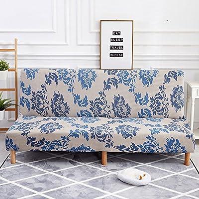 Jannyshop Sofabett Bezug Elastisch Sofabezug Aus Polyestergewebe