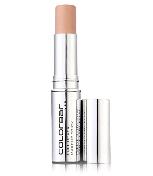 Colorbar Full Cover Make Up Stick, Fresh Ivory