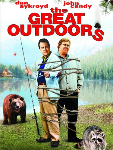 great outdoors dvd - 2