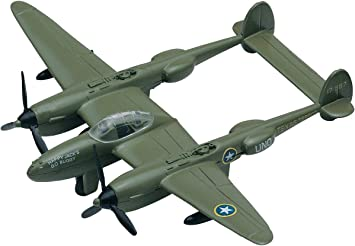 Sky Wings 1:100 Scale Richmond Toys Motormax B-17 Flying Fortress