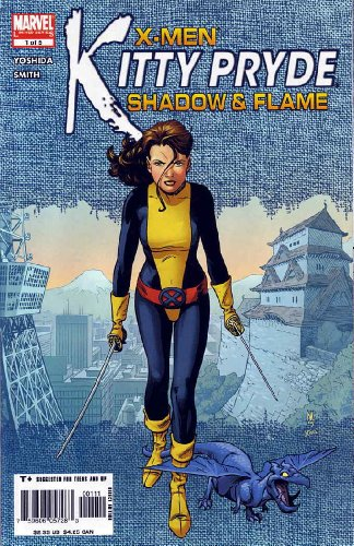 X-Men Kitty Pryde-Shadow & Flame (2005) #1