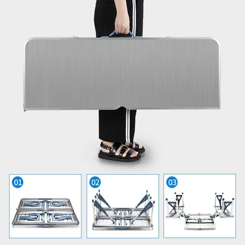 Fabrieksprijs Tafel Opklapbare Tafel, Handige Nachtkraam Speelgoedtafel, Huishoudelijke Eettafel Uit Één Stuk, Theetafel In De Achtertuin Picknicktafels (Color : Style3) Style1 stg6EAm