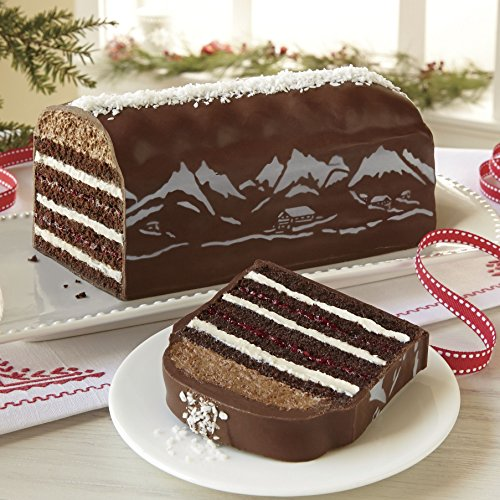 Bavarian Creme Torte from The Swiss Colony