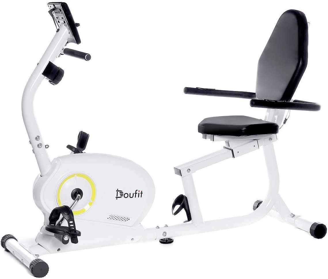 5 Best Exercise Bike For Seniors For More SAFE Workout 2020 1