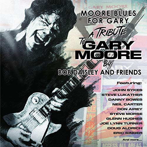 Moore Blues For Gary (Best Of Gary Moore)