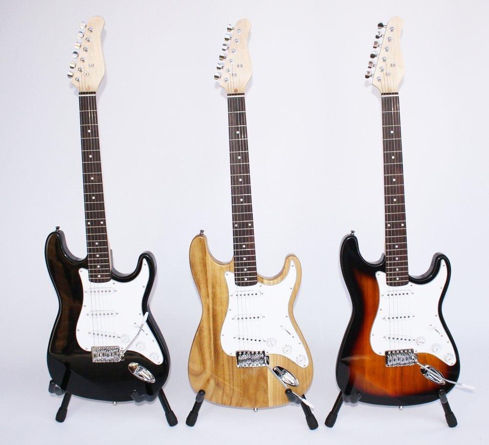 Cherrystone 4260180884562 - Montaje completo para guitarra eléctrica ST: Amazon.es: Instrumentos musicales