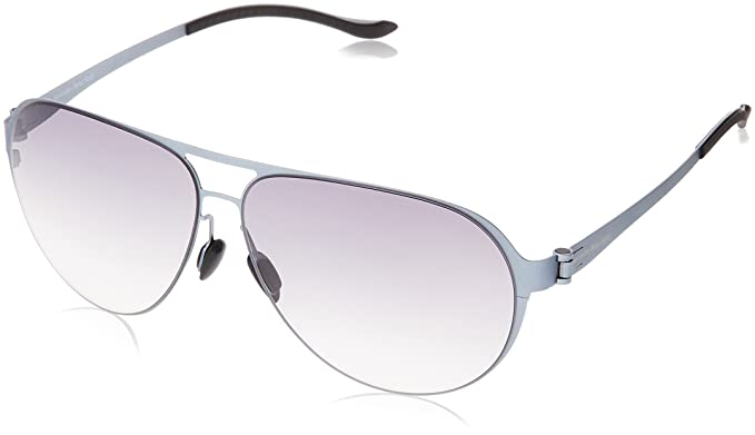 Mercedes-Benz Sonnenbrille M5027 Gafas de sol, Azul (Blau ...