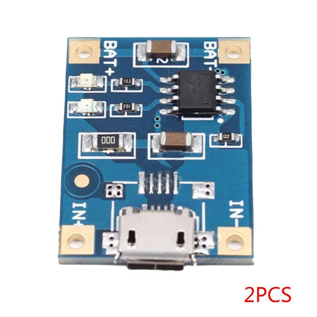 10pcs / 5Pcs / 2Pcs TP4056 1A Batterie au Lithium de Charge Carte Module Batterie au Lithium Chargeur Mini Interface USB Meisijia