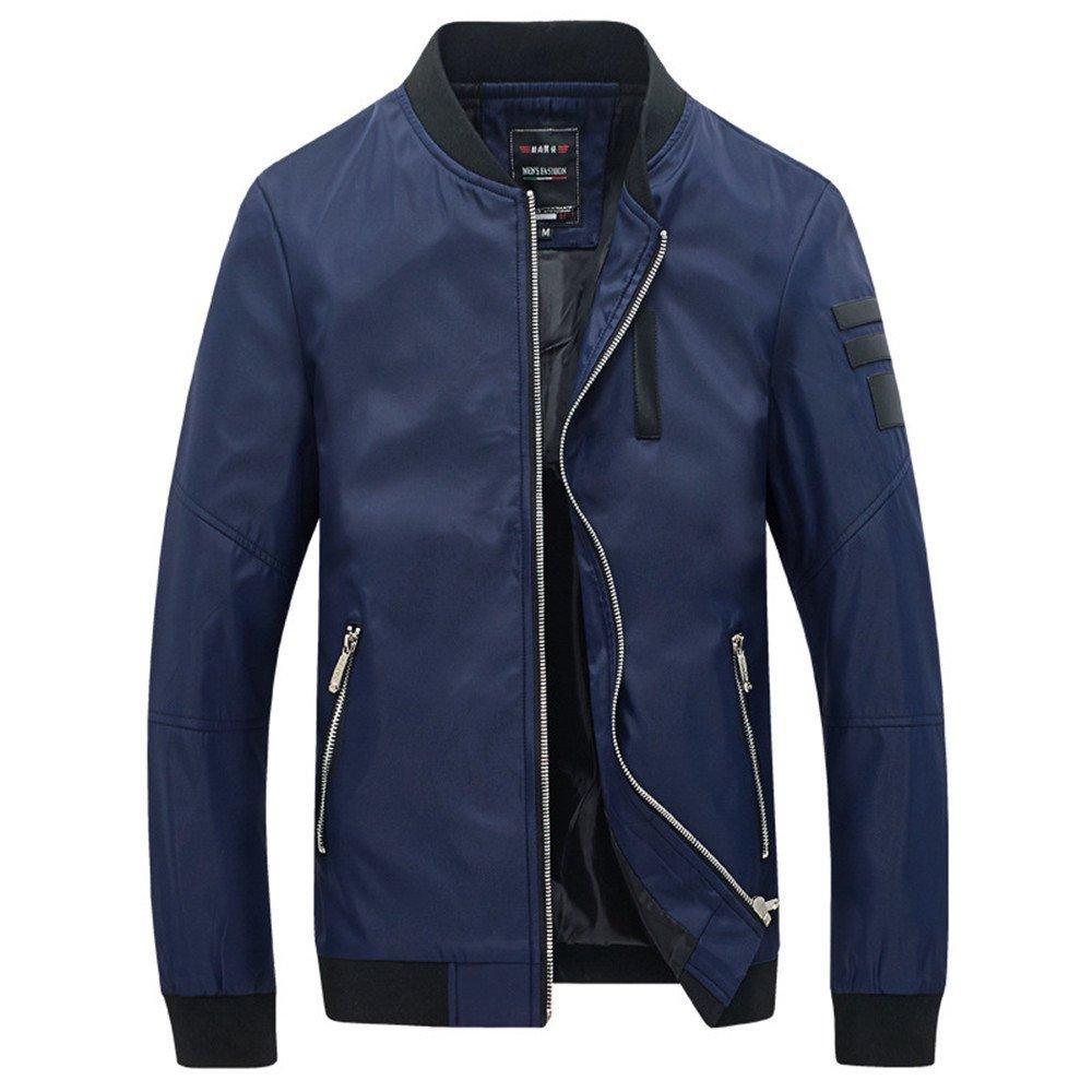Fjubjv männer - Casual Mode,Blau,5XL