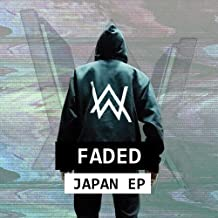 Faded (Japan EP)
