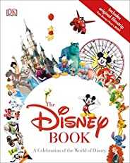 The Disney Book: A Celebration of the World of Disney