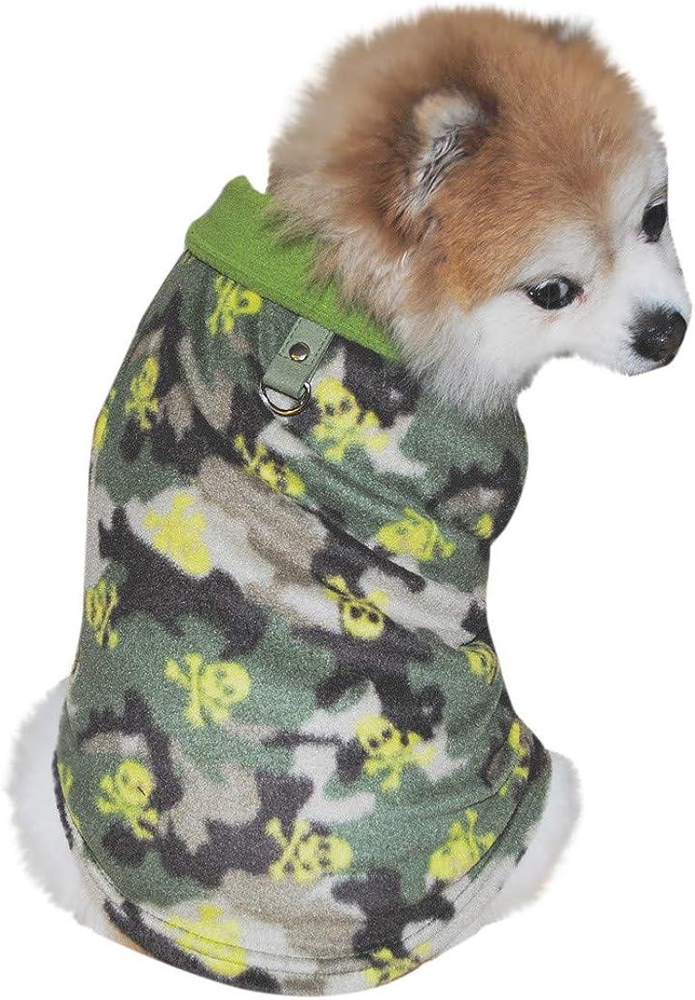 QinMM Mascota Perro Gato Villus Chaleco cálido Perrito Navidad Camiseta Tops Camisa: Amazon.es: Ropa y accesorios