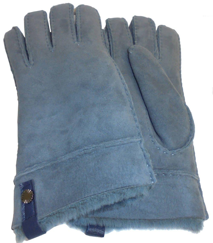 UGG Womens Sheepskin Tenney Glove In Norse Multi Size Small