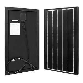 RENOGY Panel Solar monocristalino de 30W 12V