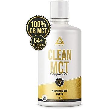 Clean MCT Oil