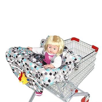 Einkaufswagenschutz Sitzbezug für Einkaufswagen und Hochstuhl