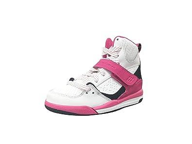 Jordan Flight 45 High GP WhiteBlack Vivid Pink