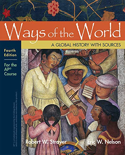 Ways of the World with Sources: For the AP® Course (Ways Of The World Ap World History)