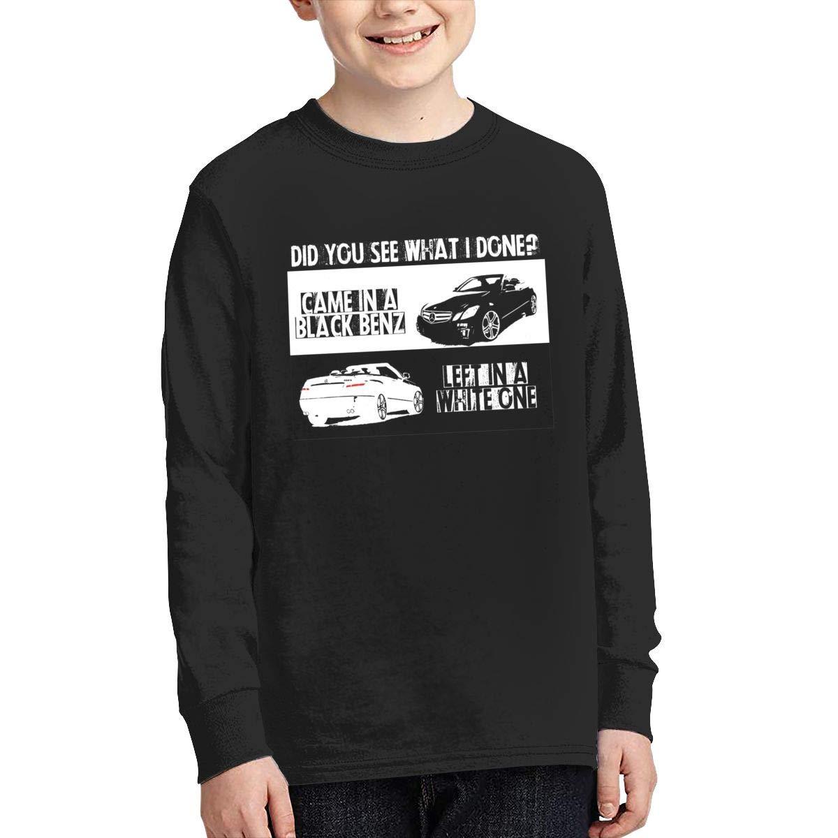 Youth J-Hus Long Sleeves Shirt Boys Girls