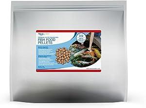 Aquascape Premium Color Enhancing Fish Food Pellets for Pond, Koi, Goldfish and More (11 Pound)