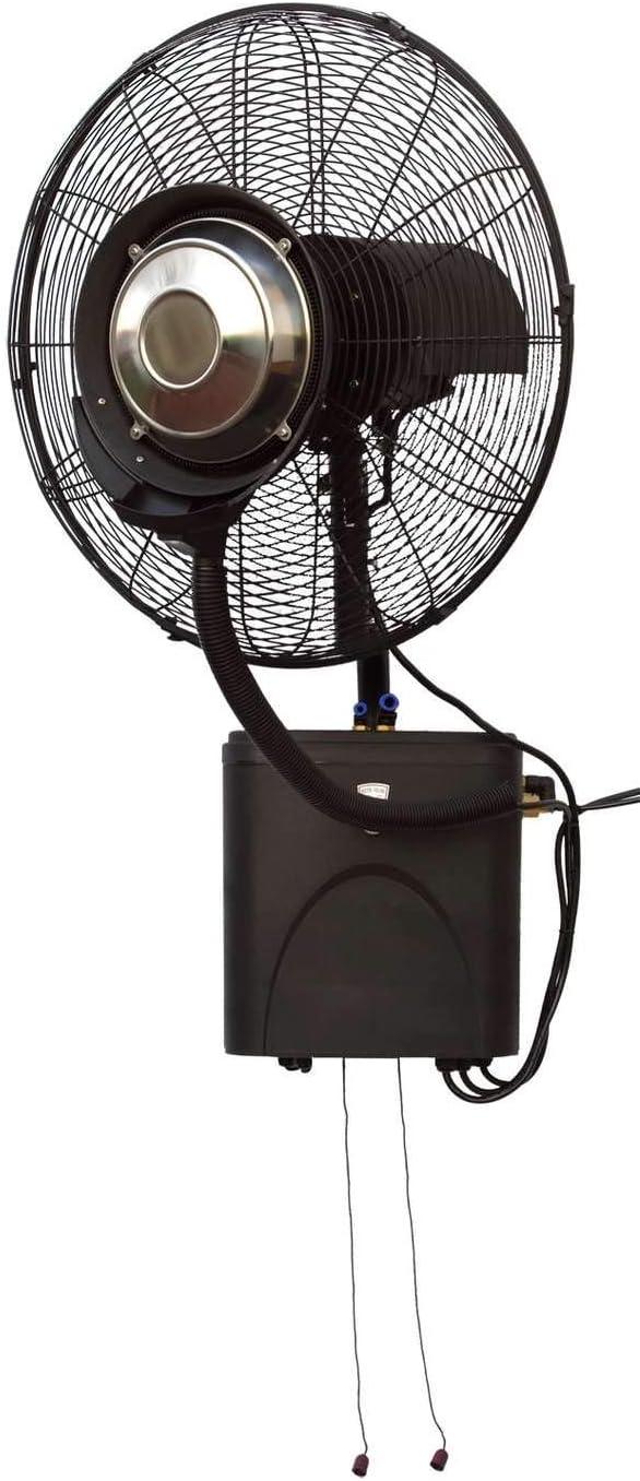 Ofresh - 077 - Ventilador de agua pulverizada de pared, de alto ...
