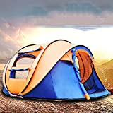AIVI Automatic Tents for Camping 2 to 4 person Pop Up Tent Instant Family Tent for Hiking Beach Ourdoor