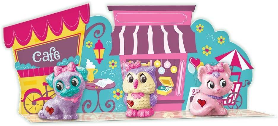 Zebra RoseArt Spin /& Sparkle Exotic Pet Pack