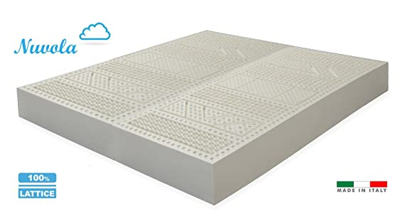 Materasso Memory Nuvola Opinioni.Materasso Lattice 100 Matrimoniale Modello Nuvola Misura 160x190