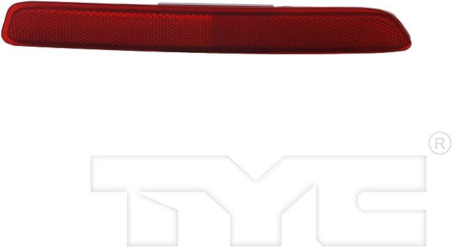 TYC 17-5413-00-1 Mazda CX-9 Replacement Reflex Reflector