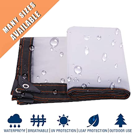 Tarpaulin 12 M X 20 Metre Sheet Polyethelene Ground Sheet Rain Cover 39 x 65 ft