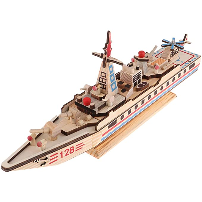 sharprepublic Nave Modelo Náutica De 18.5 Pulgadas / 470 Mm ...