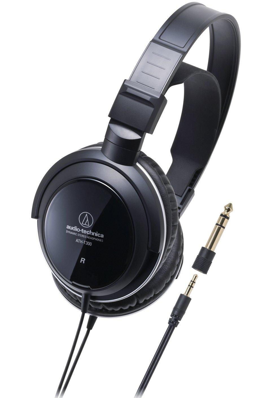 Audio-Technica ATH-T300 Monitor Audio Headphones