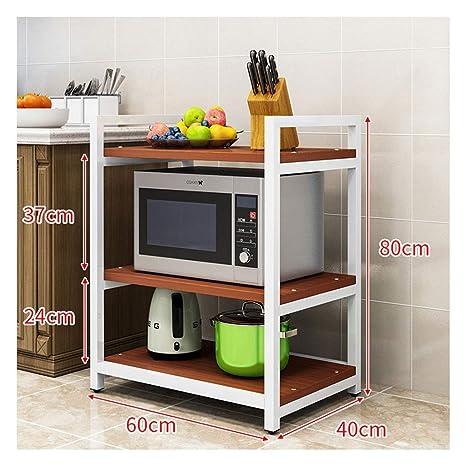 Amazon.com: Estantería de horno para microondas, más energía ...