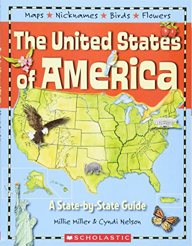 The United States of America: A State-by-State Guide
