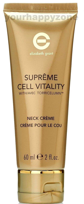 ELIZABETH GRANT Supreme Cell Vitality Neck Cream 2 oz.