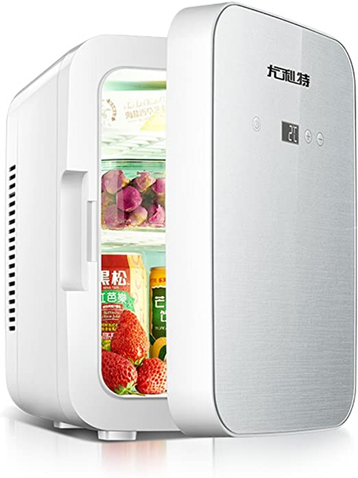 Refrigerador Portátil 8L Mini Cooler Refrigerador Congelador ...