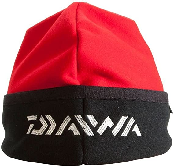 Daiwa Gorra de Pesca Wind Stopper Red Surfcasting Spinning ...