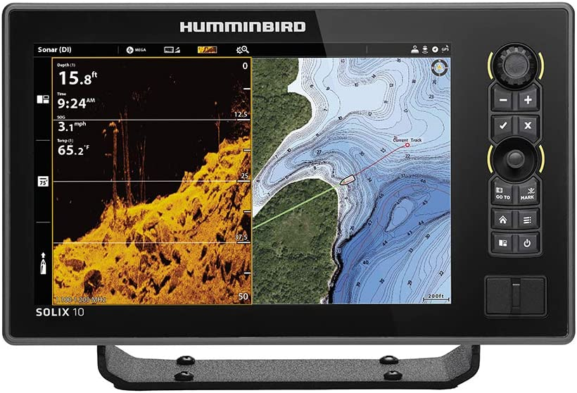 Humminbird Solix 10 Chirp MegaDI+ G2, No Xdcr: Amazon.es: Deportes ...