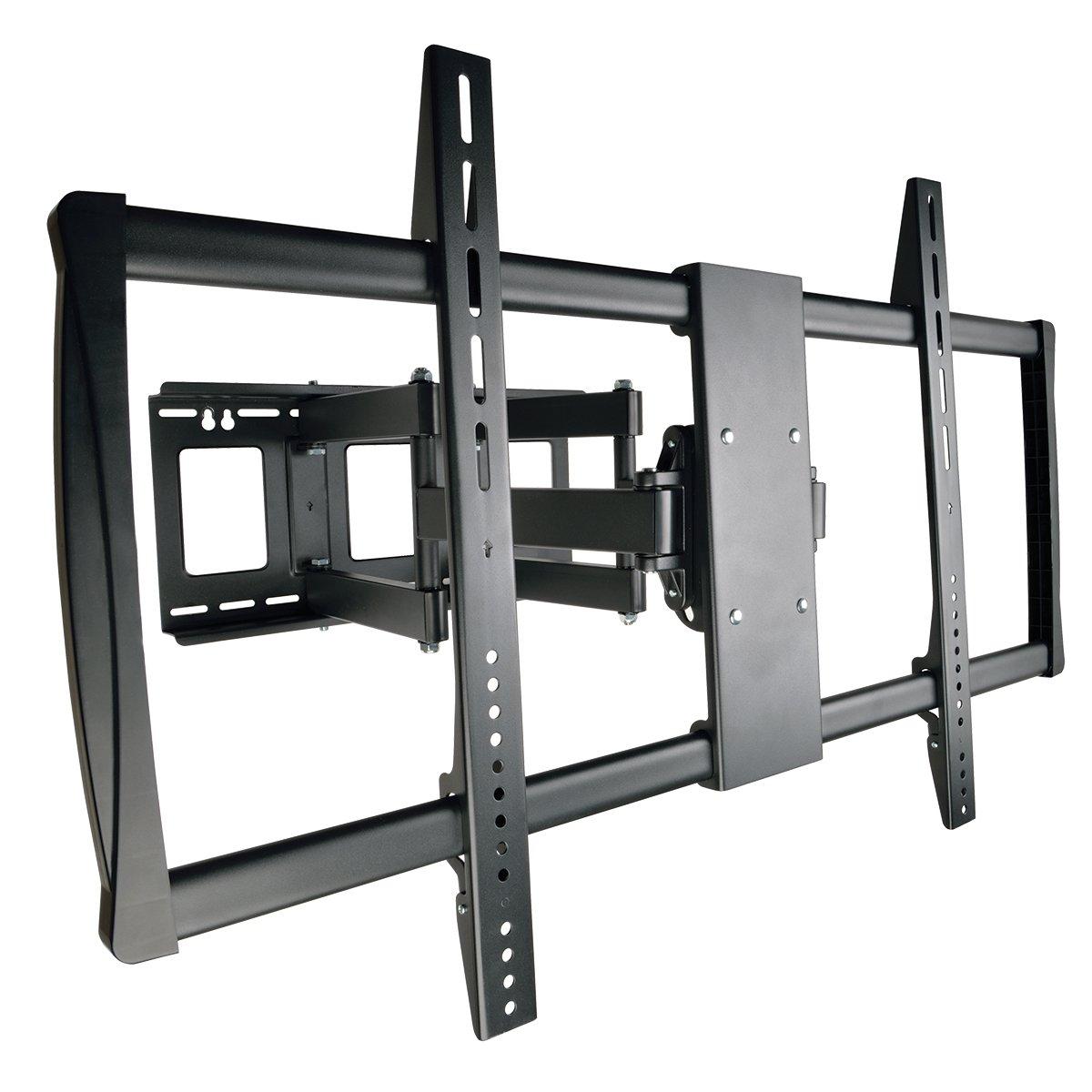 Tripp Lite Swivel/Tilt Wall Mount with Arm for 60'' to 100'' TVs, Monitors, Flat Screens, LED, Plasma or LCD Displays (DWM60100XX)