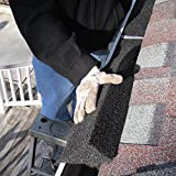 GutterStuff Pro FR 5-Inch K Style Foam Gutter Filter Insert, 32-Feet