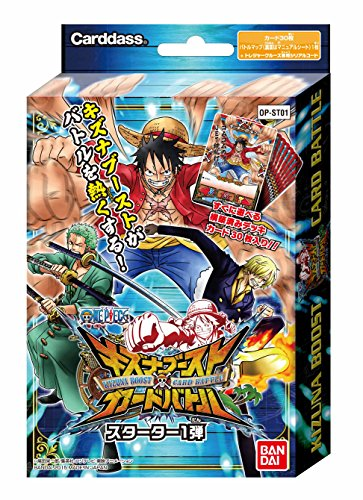 ONE PIECE Kizuna boost card Battle Starter Set JAPANESE Ver [OP-ST01] One Piece Card Game