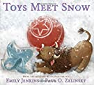 Toys Meet Snow: Being the Wintertime Adventures of a Curious Stuffed Buffalo, a Sensitive Plush Stingray, and a Book-lovin...