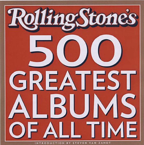 Rolling Stone's 500 Greatest Albums of All Time by Joe Levy (2-Apr-2006) Hardcover (500 Rolling Greatest Stone Albums)