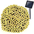 OxyLED Solar String Lights Outdoor, Solar Led Fairy String Light, Starry String Lights, Solar Powered Decoration Lights